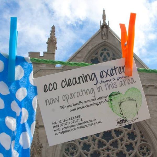 exeter eco cleaning